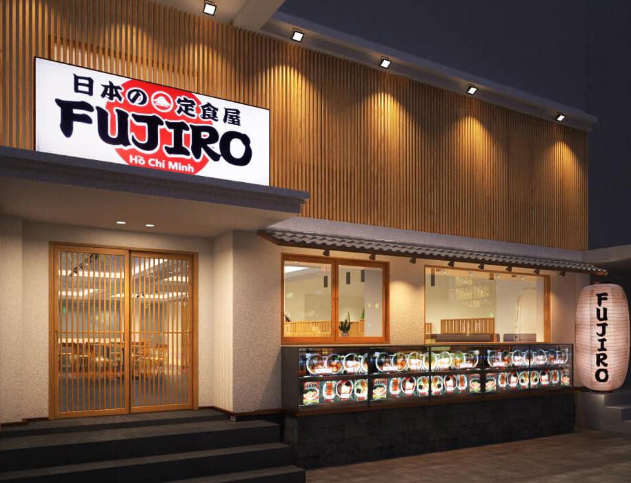 日本の定食屋 FUJIRO フーミーフン店